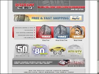 Discount Tire Co 5601 Slide Rd Lubbock Lubbock Texas Automotive